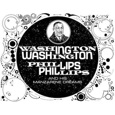 WASHINGTON PHILLIPS & HIS MANZARENE DREAMS CD
