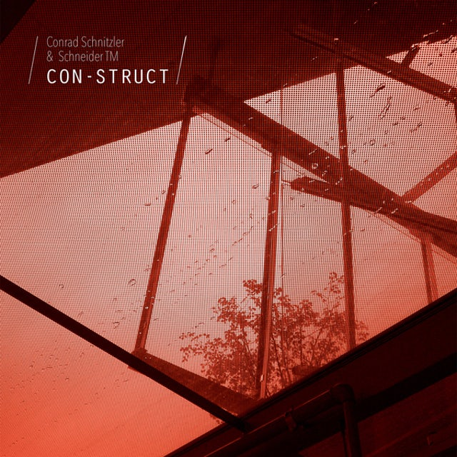 Conrad Schnitzler / Schneider Tm CON-STRUCT Vinyl Record