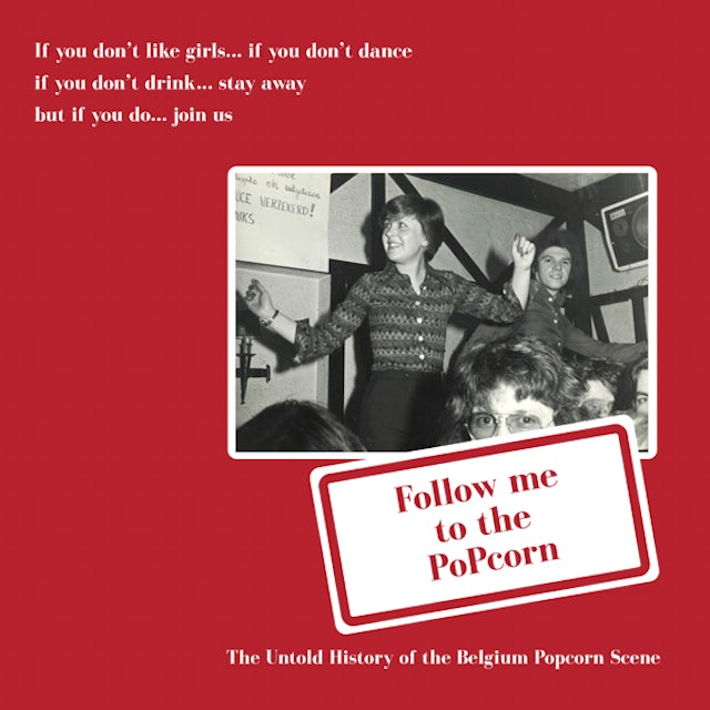 FOLLOW ME TO THE POPCORN: UNTOLD HISTORY / VARIOUS CD