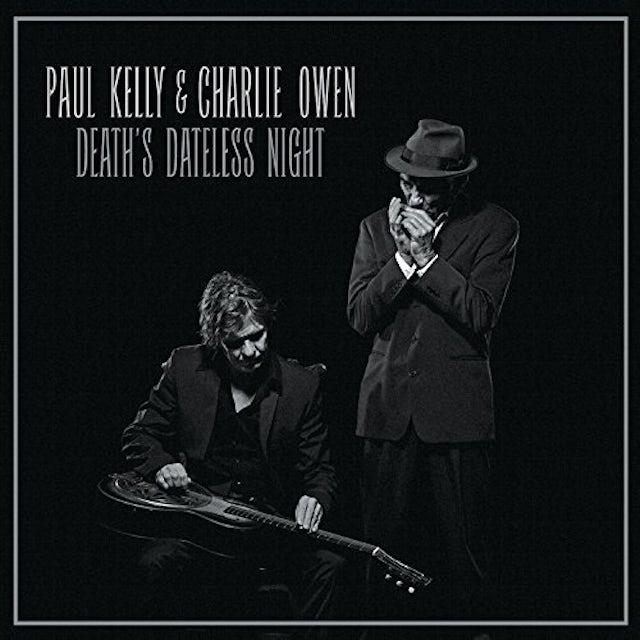 Paul Kelly DEATHS DATELESS NIGHT CD