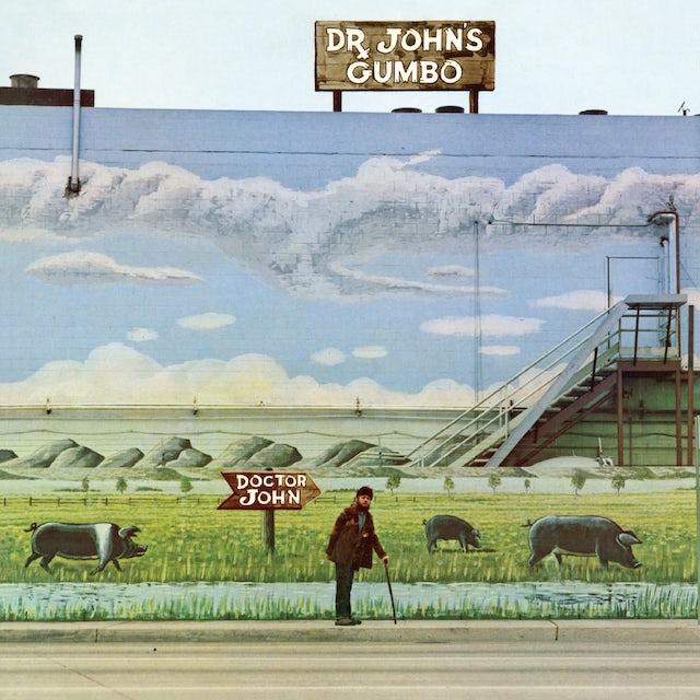 DR JOHN'S GUMBO Vinyl Record
