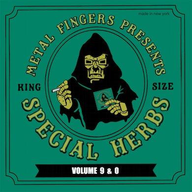 MF DOOM SPECIAL HERBS 9 & 0 CD