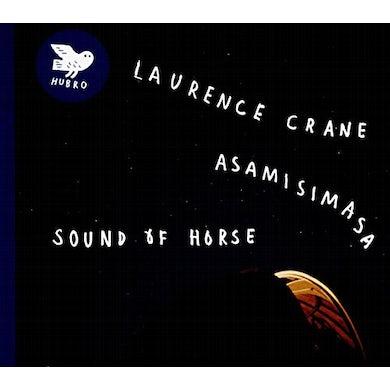 Laurence Crane & Asamisimasa SOUND OF HORSE CD