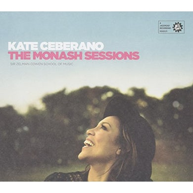MONASH SESSIONS: KATE CEBERANO CD