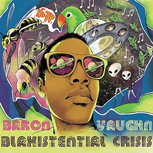Baron Vaughn BLAXISTENTIAL CRISIS CD