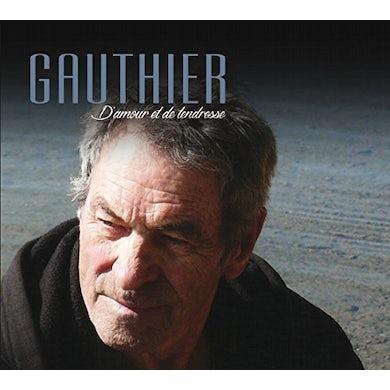 Claude Gauthier D'AMOUR ET DE TENDRESSE CD