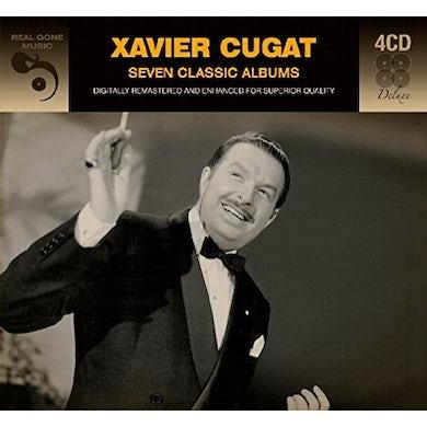 Xavier Cugat 7 CLASSIC ALBUMS CD
