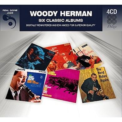 Woody Herman 6 CLASSIC ALBUMS CD