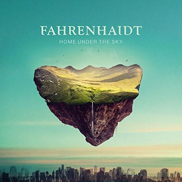Fahrenhaidt HOME UNDER THE SKY CD