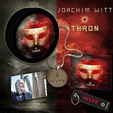 Joachim Witt THRON: LIMITED EDITION CD
