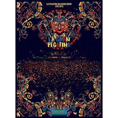 LIVE 2016: LA PEGATINA BIG BAND SHOW CD