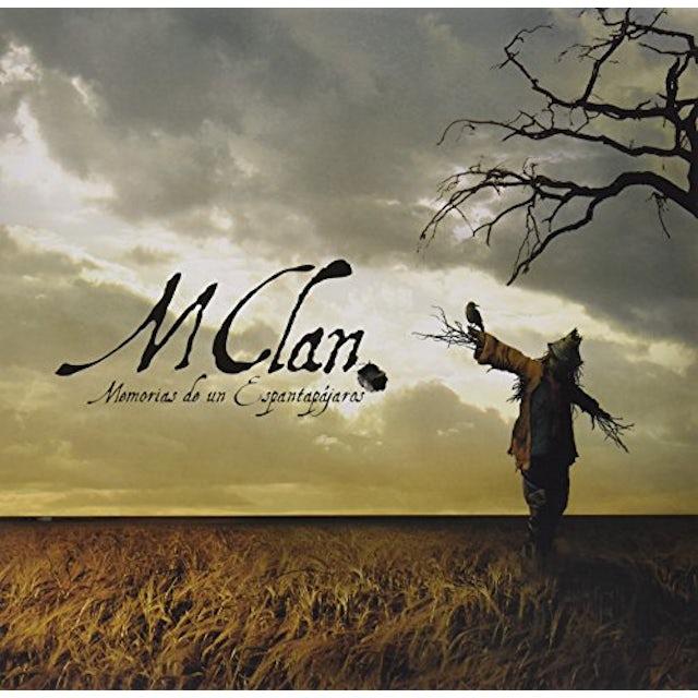 M Clan MEMORIAS DE UN ESPANTAPAJAROS Vinyl Record