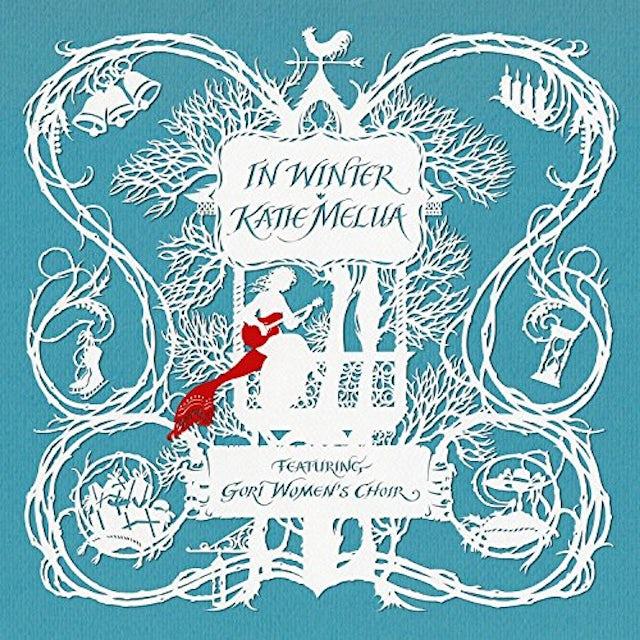 Katie Melua IN WINTER: DELUXE EDITION CD