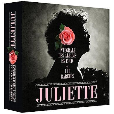 JULIETTE INTEGRALE: 42 EPISODES CD