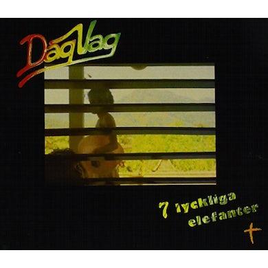 Dag Vag 7 LYCKLIGA ELEFANTER CD