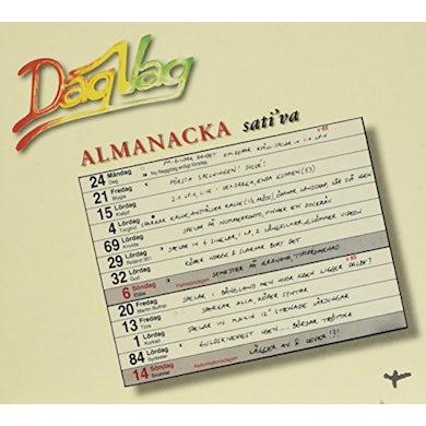 Dag Vag ALMANACKA CD
