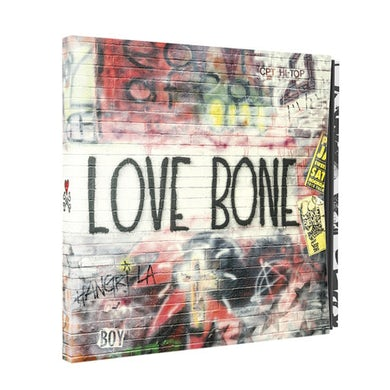 Mother Love Bone ON EARTH AS IT IS: THE COMPLETE WORKS Vinyl Record