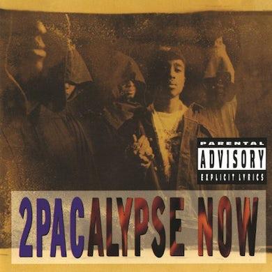 TupacALYPSE NOW Vinyl Record