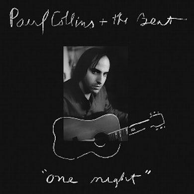 Paul Collins' Beat ONE NIGHT Vinyl Record