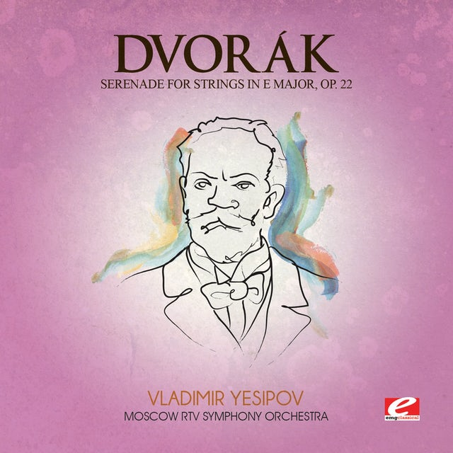 Dvorak SERENADE STRINGS E MAJ 22 CD