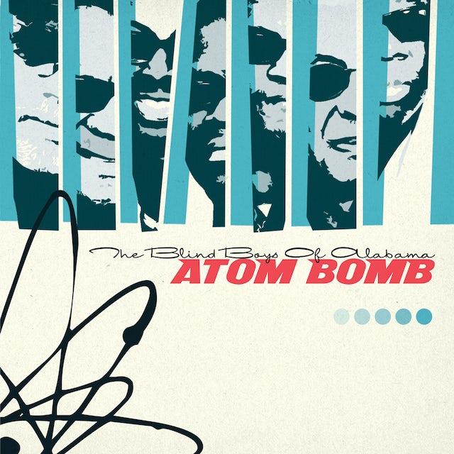Blind Boys Of Alabama ATOM BOMB CD