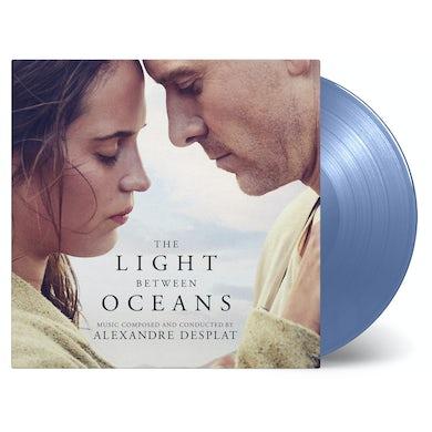 Alexandre Desplat LIGHT BETWEEN OCEANS / Original Soundtrack Vinyl Record