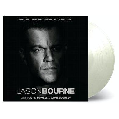 John Powell JASON BOURNE / Original Soundtrack Vinyl Record