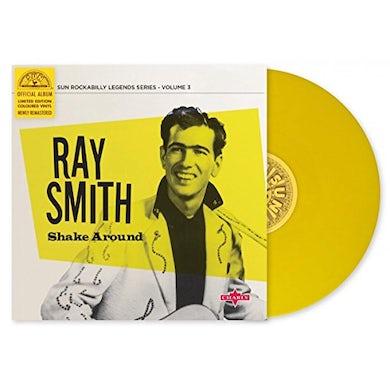 Ray Smith SHAKE AROUND Vinyl Record