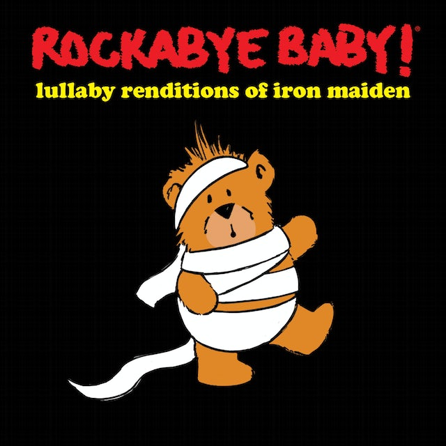 Rockabye Baby LULLABY RENDITIONS OF IRON MAIDEN CD