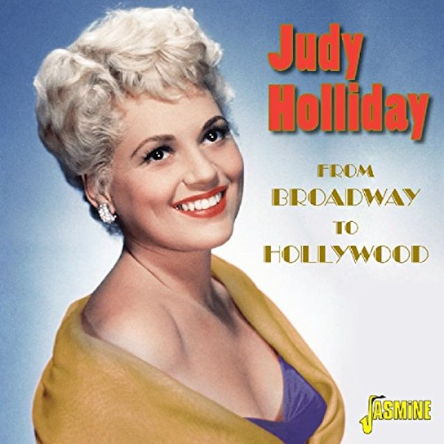 Judy Holliday FROM BROADWAY TO HOLLYWOOD CD