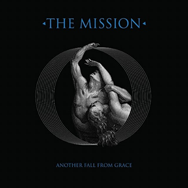 The Mission ANOTHER FALL FROM GRACE (2CD+DVD PAL REGION 2) CD