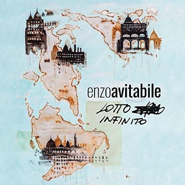 Enzo Avitabile LOTTO INFINITO CD