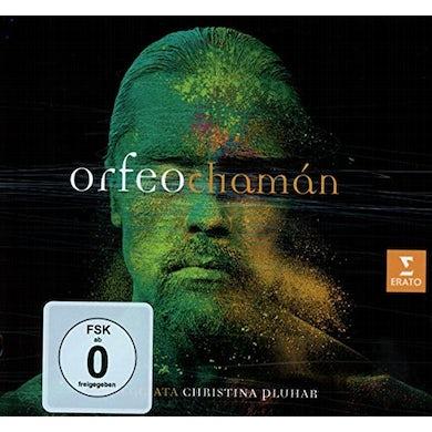 Christina Pluhar ORFEO CHAMAN CD