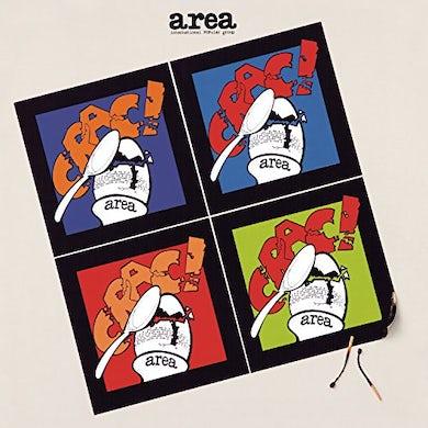 Area CRAC! Vinyl Record