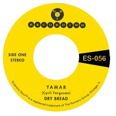 Dry Bread YAMAR Vinyl Record