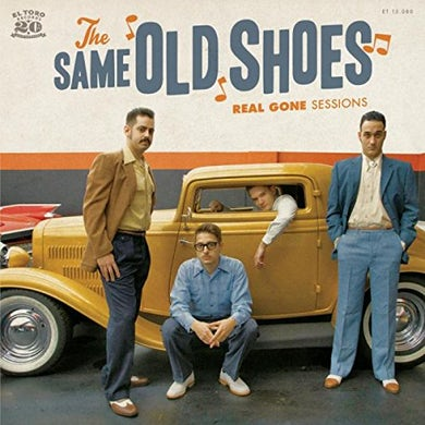 SAME OLD SHOES REAL GONE SESSIONS Vinyl Record