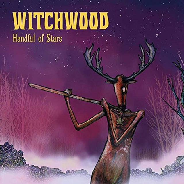 WITCHWOOD HANDFUL OF STARS CD