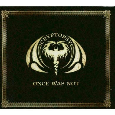 Cryptopsy ONCE WAS NOT CD