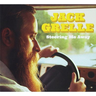 Jack Grelle STEERING ME AWAY CD
