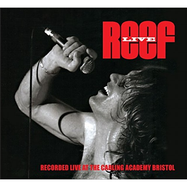 Reef LIVE AT THE CARLING ACADEMY BRISTOL CD