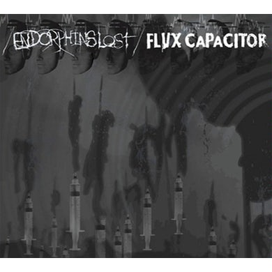 ENDORPHINS LOST / FLVX CAPACITOR SPLIT Vinyl Record