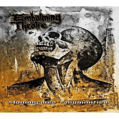 EMBALMING THEATRE / TERSANJUNG 13 SPLIT Vinyl Record