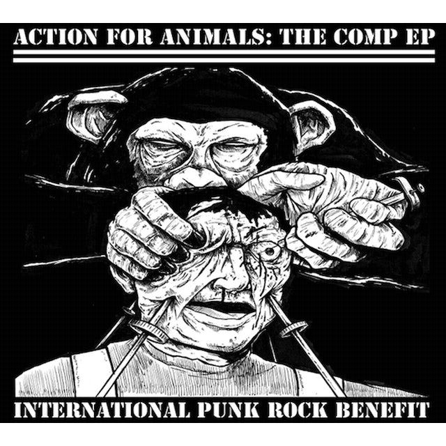 ACTION FOR ANIMALS COMP Vinyl Record
