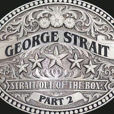 George Strait STRAIT OUT OF THE BOX PART 2 CD