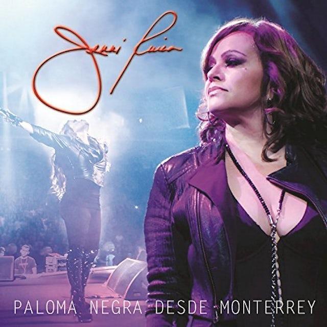 Jenni Rivera PALOMA NEGRA - DESDE MONTERREY CD