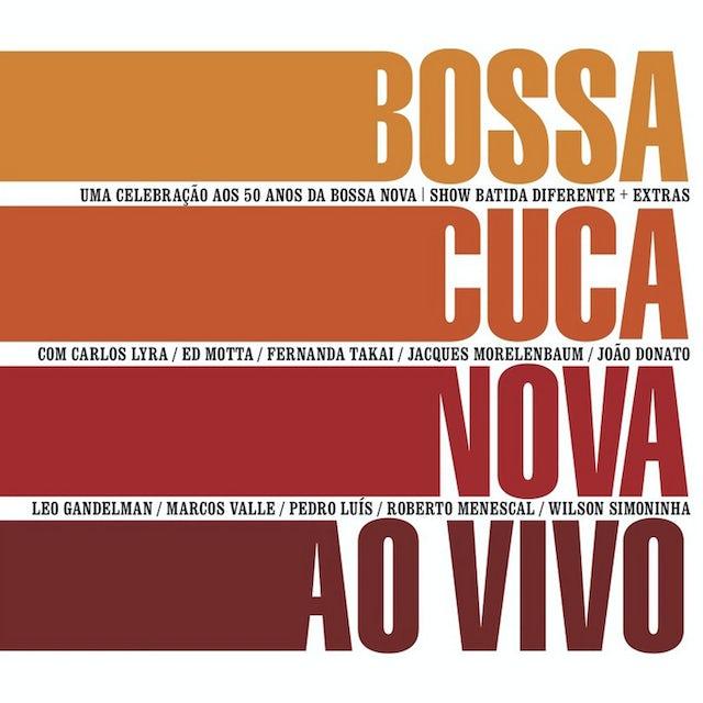 Bossacucanova AO VIVO CD