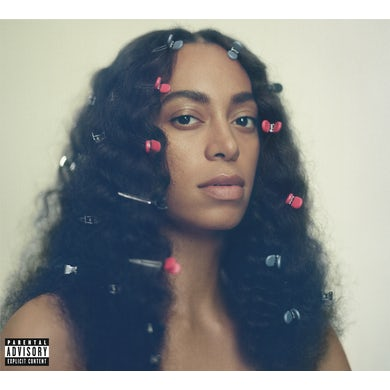 Solange SEAT AT THE TABLE CD