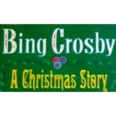 Bing Crosby CHRISTMAS STORY CD