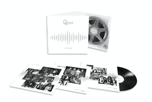 Queen ON AIR Vinyl Record