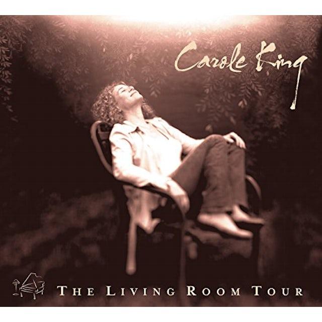 Carole King LIVING ROOM TOUR CD
